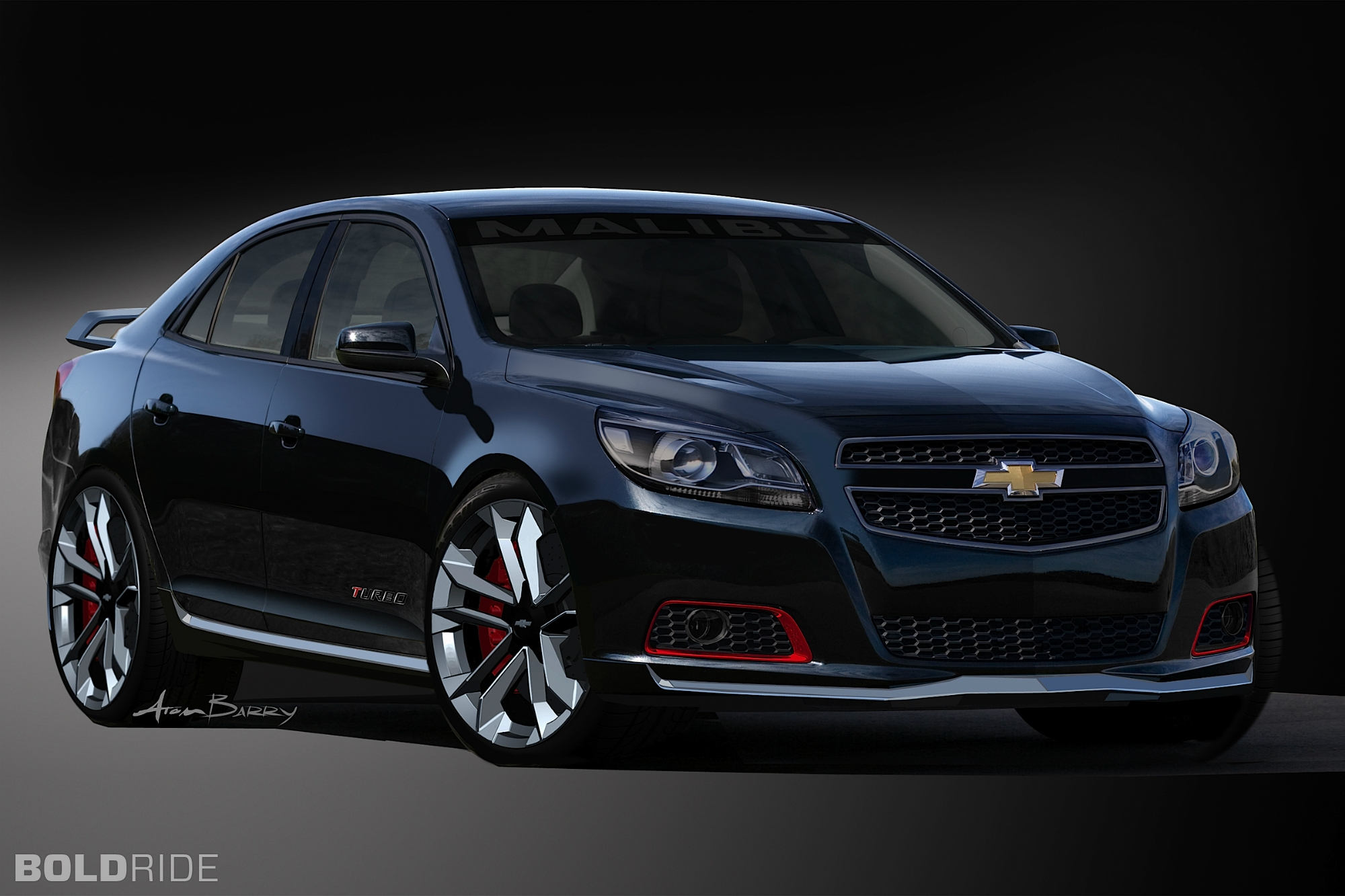 2012 Chevrolet Malibu VIN Number Search - AutoDetective