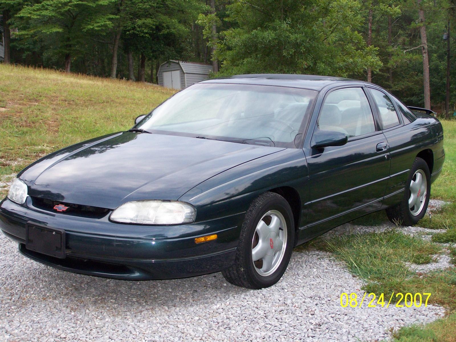 1996 Chevrolet Monte Carlo Specs Prices Vins Recalls Autodetective