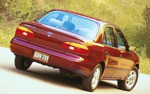 1998 chevrolet prizm vin check specs recalls autodetective 1998 chevrolet prizm vin check specs