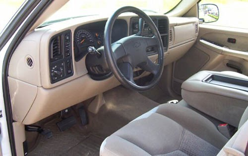 2006 Chevrolet Silverado 3500 Ls Ext Cab 2wd