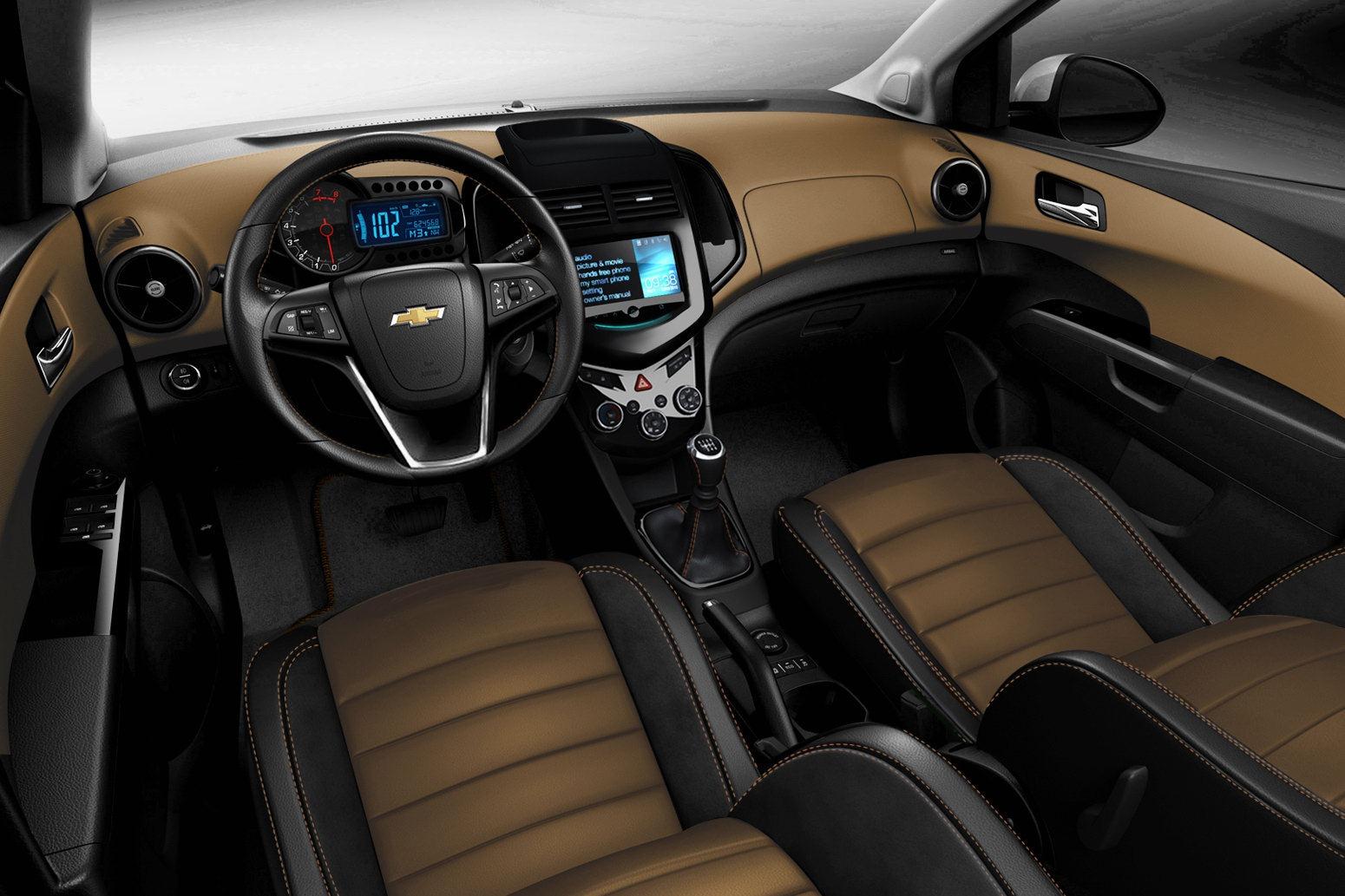 2014 Chevrolet Sonic Ltz Manual 5 Door