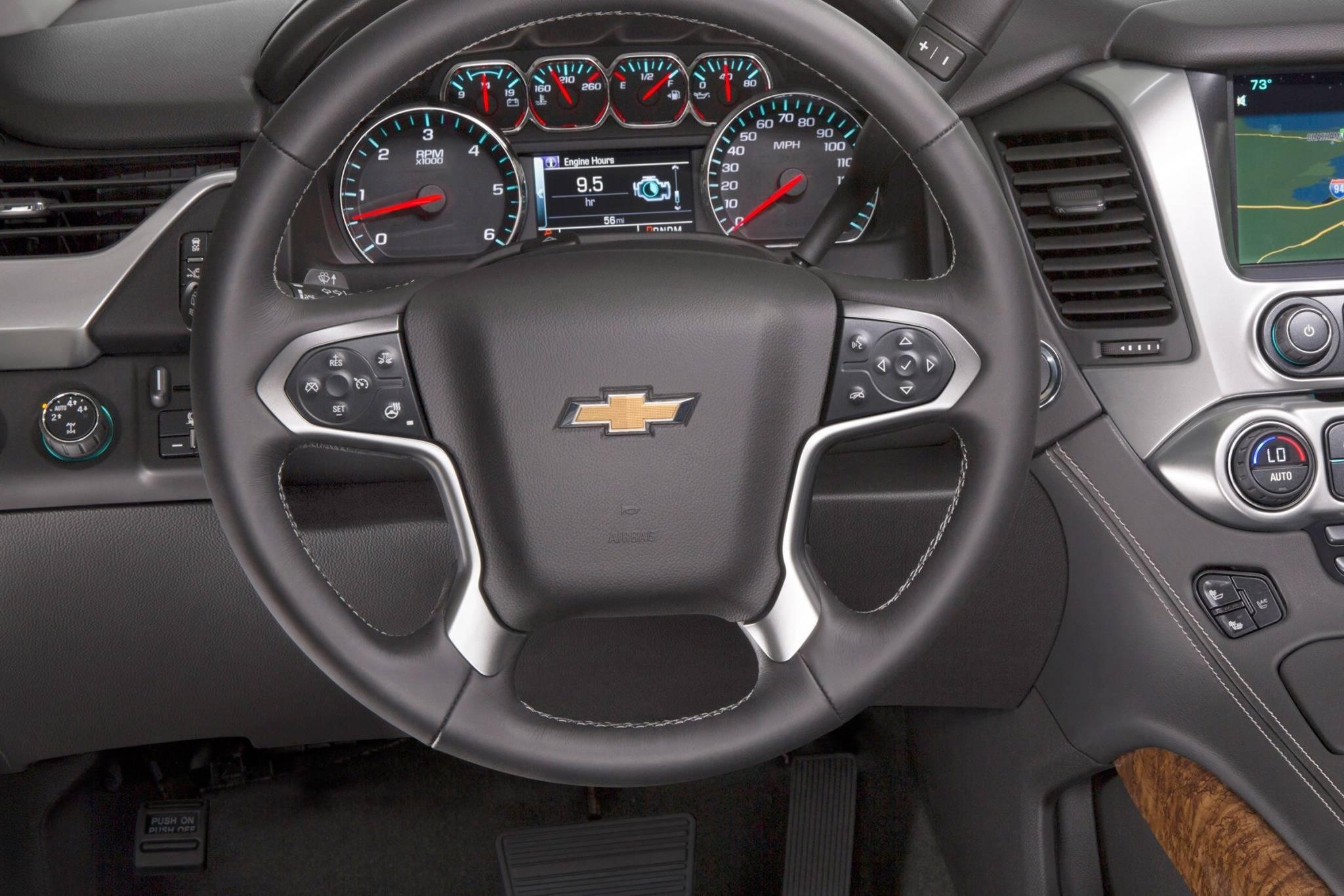 2017 Chevrolet Tahoe VIN Check, Specs & Recalls ...