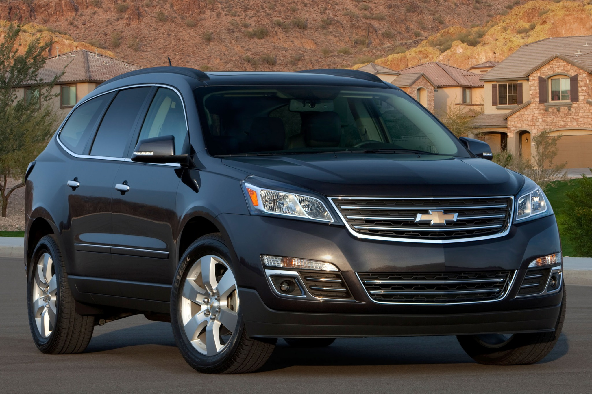 2015 Chevrolet Traverse VIN Number Search