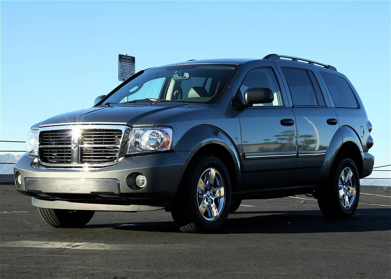 2005 Dodge Durango St >> 2007 Dodge Durango VIN Check, Specs & Recalls - AutoDetective