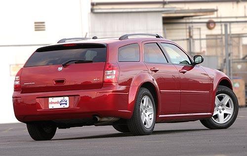 2005 Dodge Durango St >> 2005 Dodge Magnum VIN Check, Specs & Recalls - AutoDetective