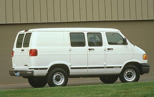 1999 Dodge Ram Van 1500 SWB