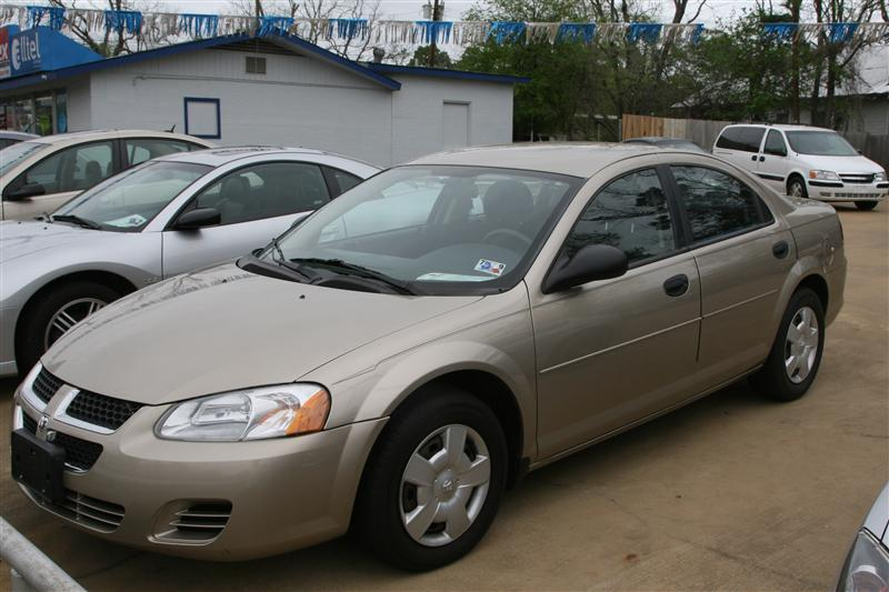 2004 Dodge Stratus Sxt Sedan Vin Number Search