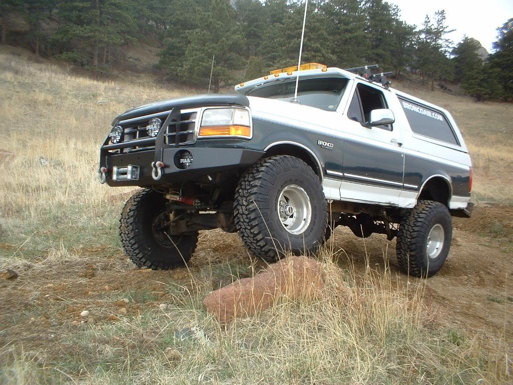 1995 Ford Bronco XL VIN Check, Specs & Recalls - AutoDetective