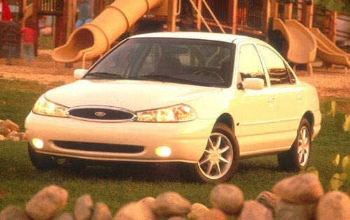 1998 Ford Contour LX  Ford Contour Wiring Harness Recall on