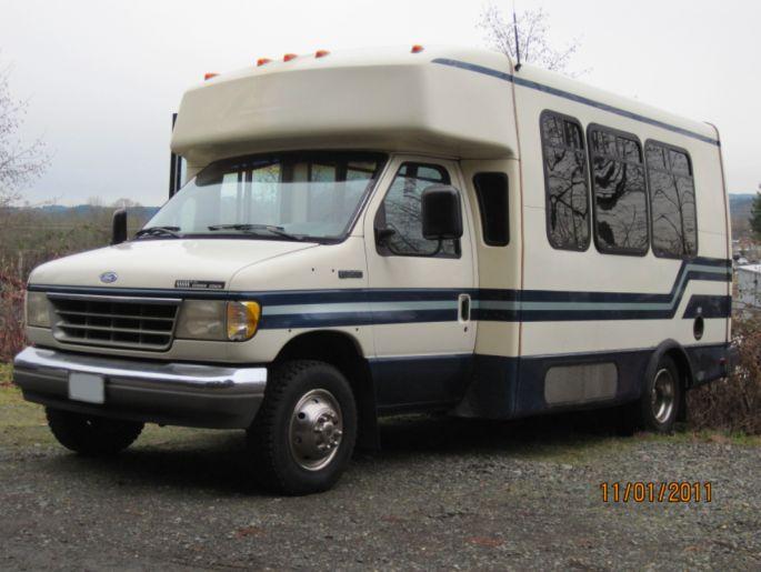 1993 Ford Econoline E150