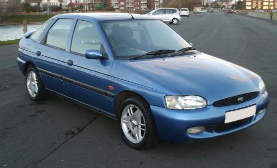 2001 ford escort sedan