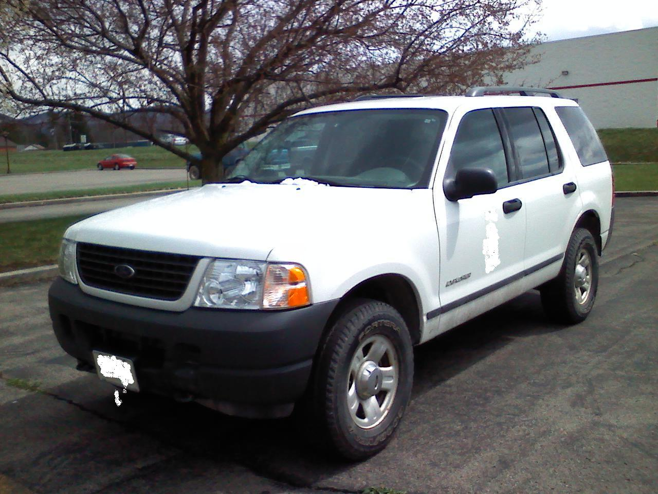 1997 Ford Explorer Xl 2 Door 2wd