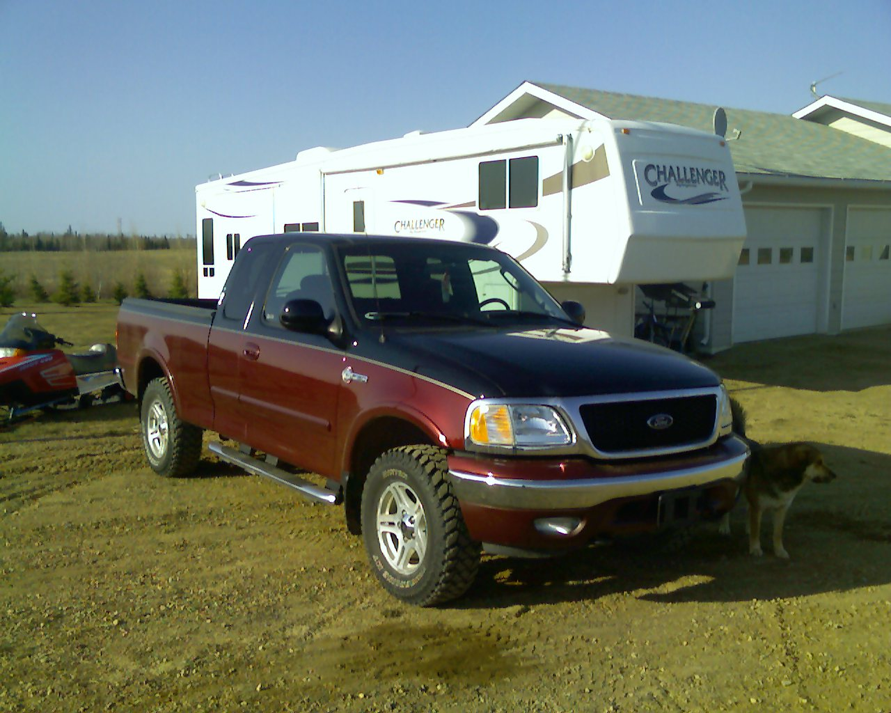 2004 Ford F150 Heritage >> 2004 Ford F 150 Heritage