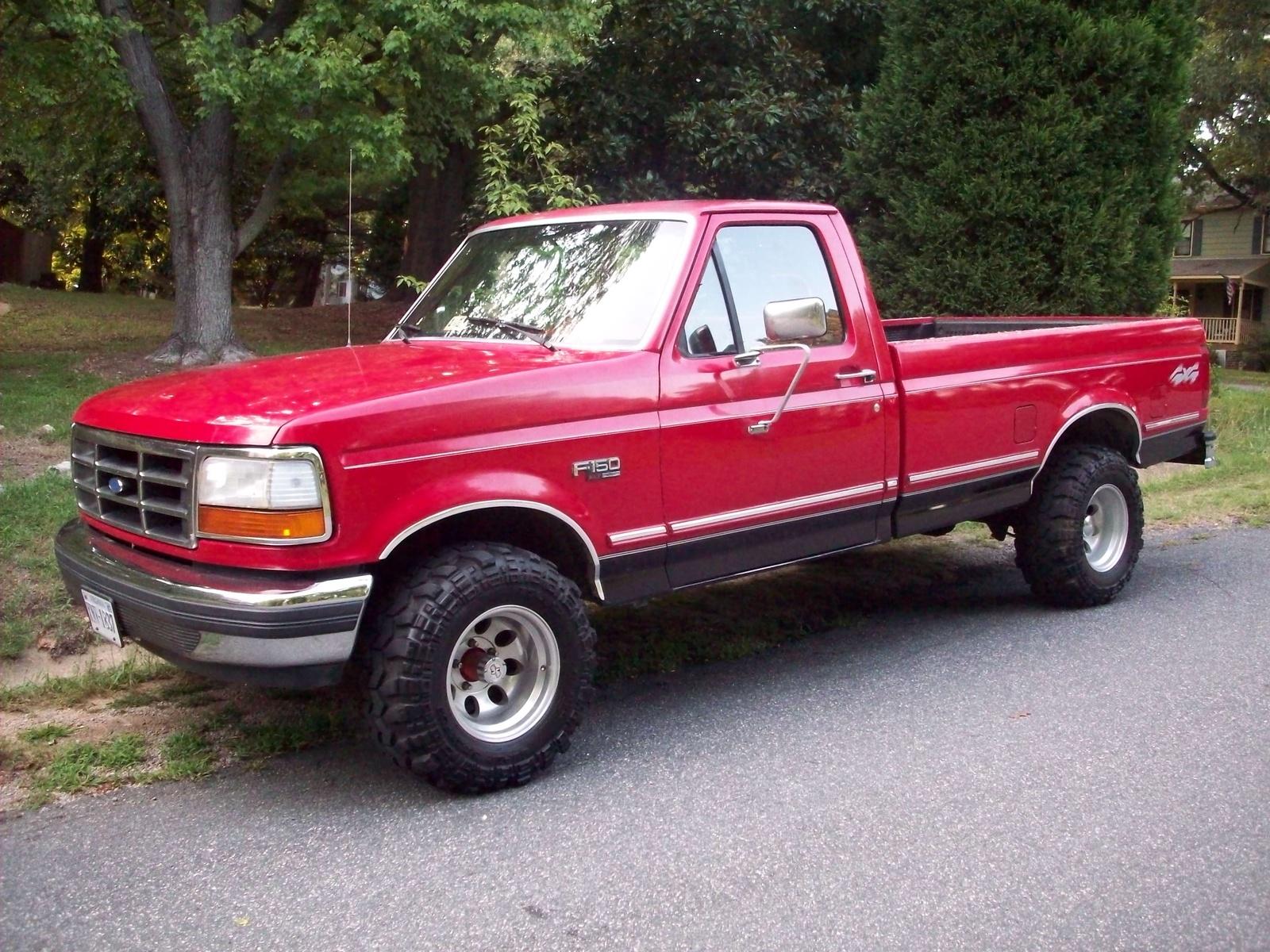 1992 f150 horsepower