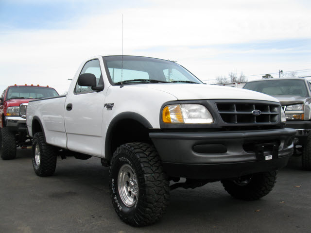 1998 Ford F 250 Xl Reg Cab 2wd Vin Number Search