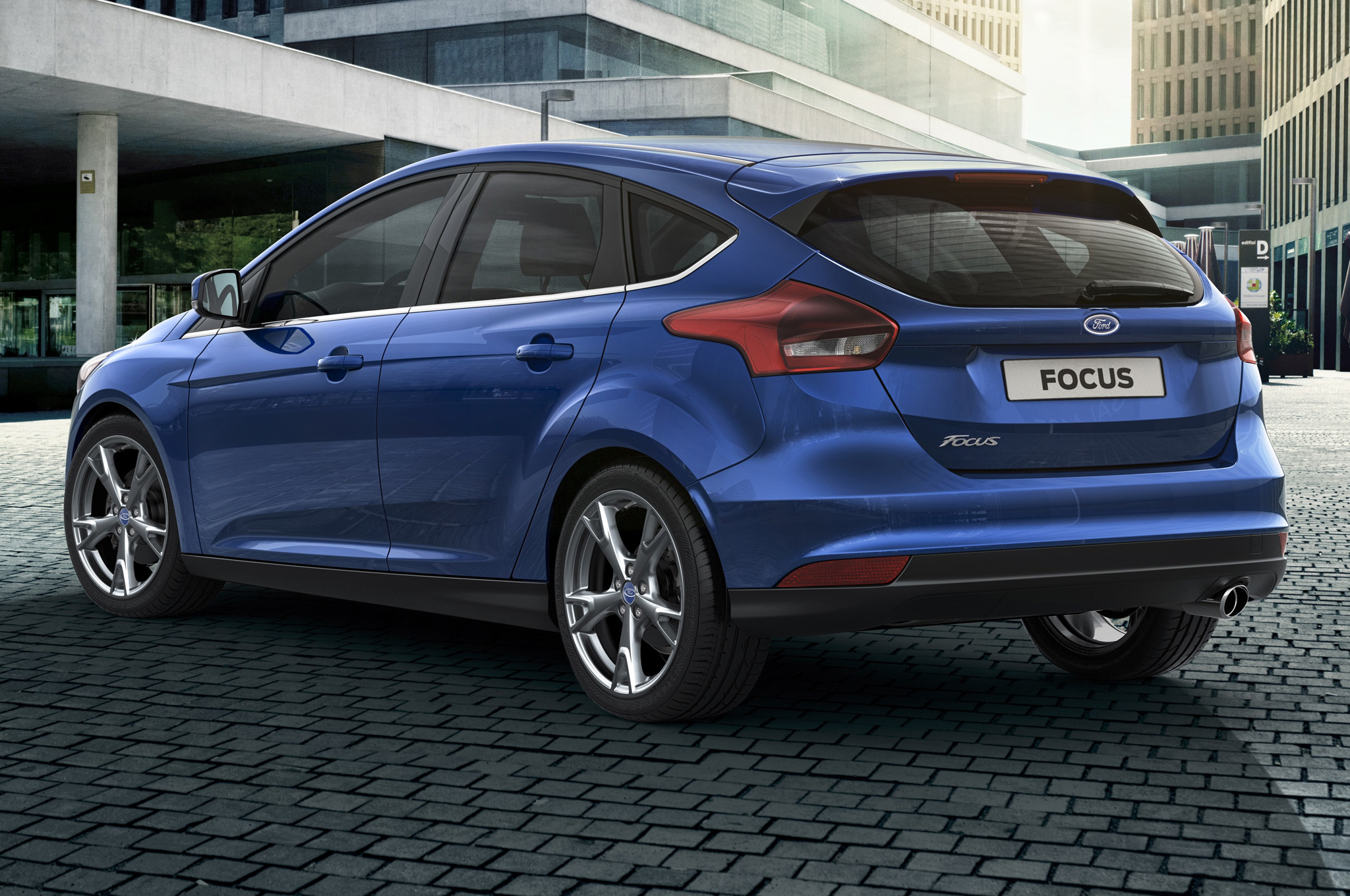 2017 Ford Focus Photo 5