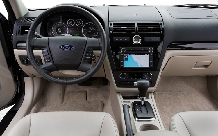 2008 Ford Fusion S Photo 5
