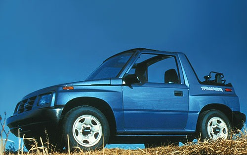 1997 Geo Tracker Vin Check  Specs  U0026 Recalls