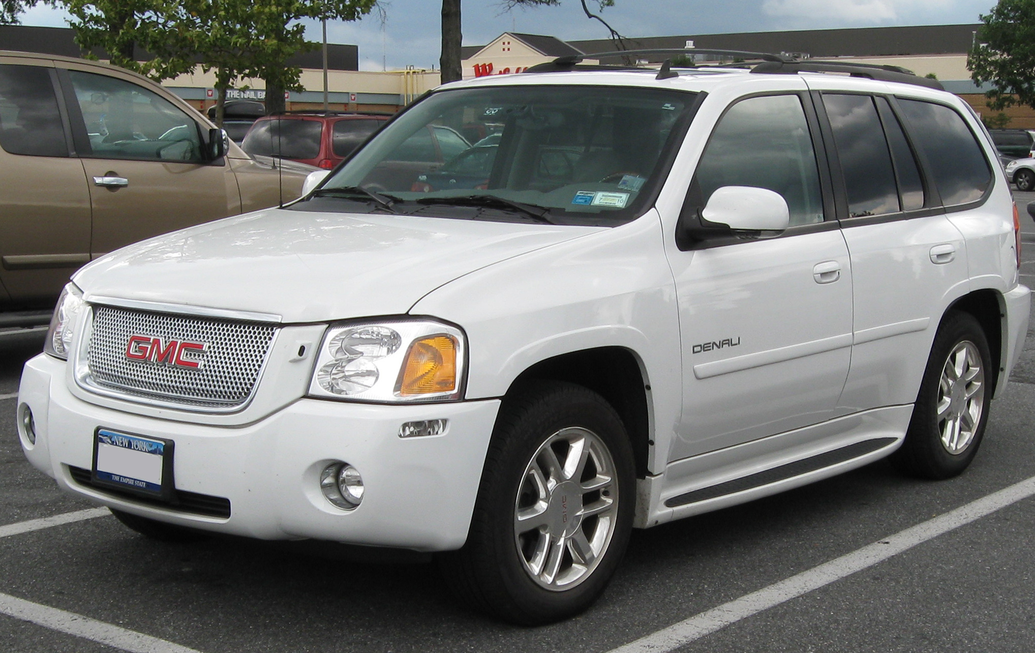2005 Gmc Envoy Sle 2wd Photo 1