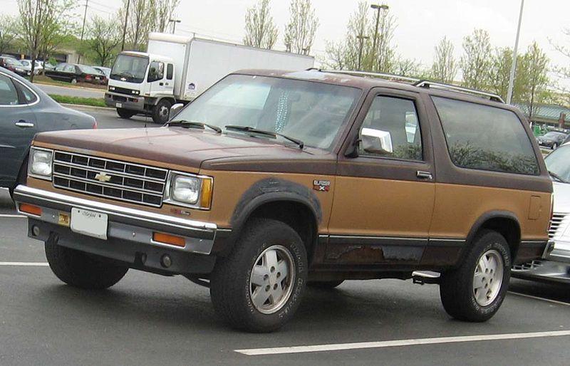 1994 GMC Jimmy SL 2-Door 2WD