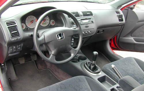 2002 honda civic coupe dx