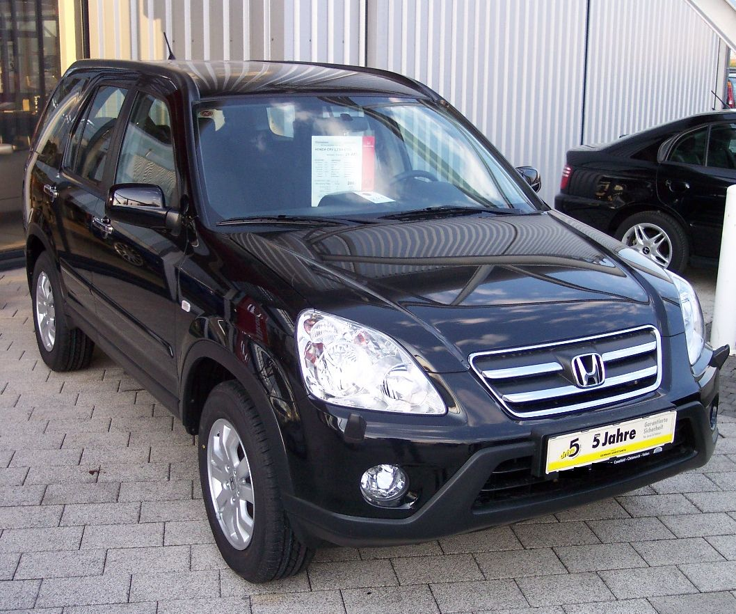 2005 Honda CR-V LX 2WD AT VIN Number Search