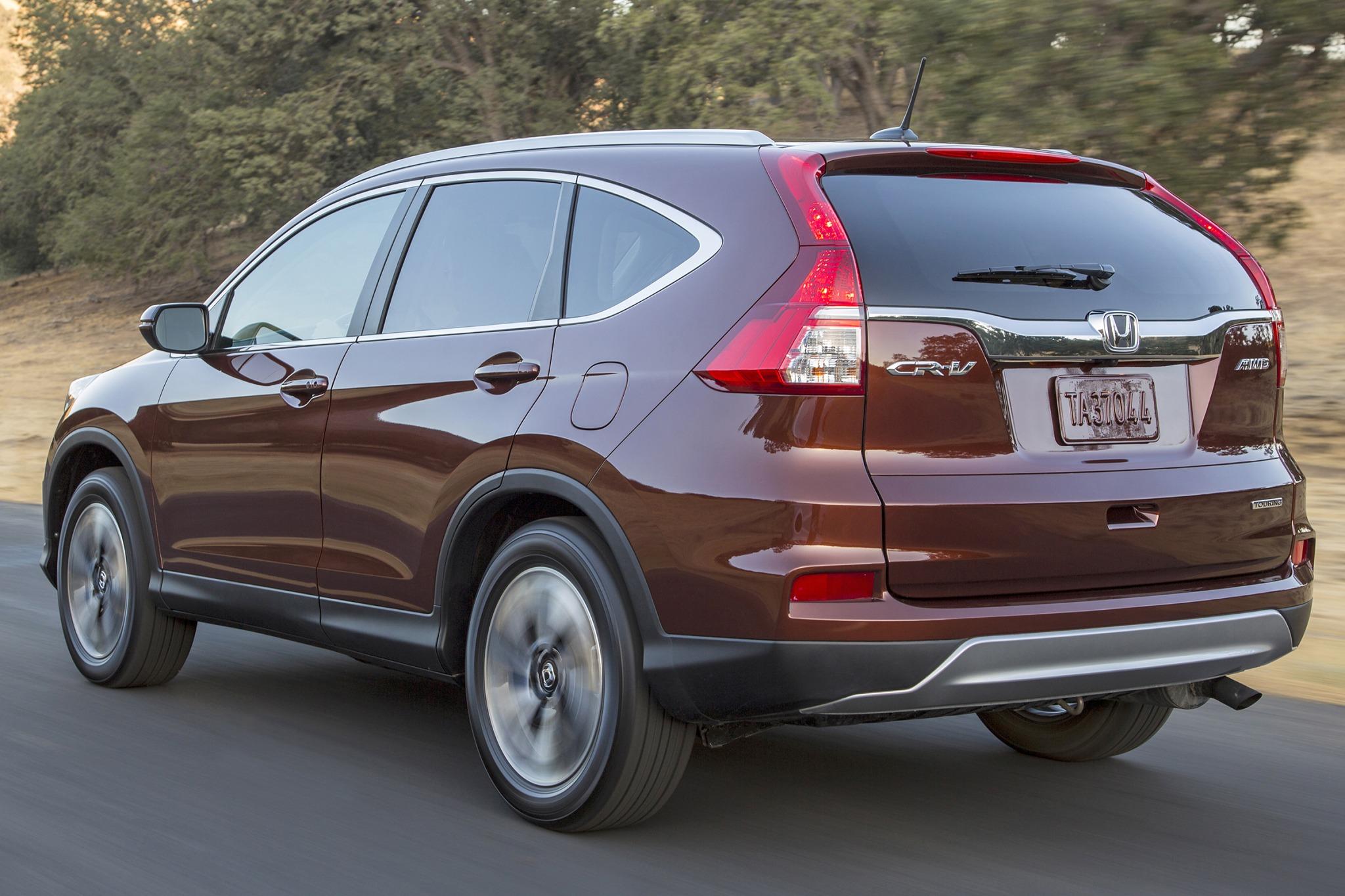 2016 Honda CR-V LX 2WD VIN Number Search - AutoDetective