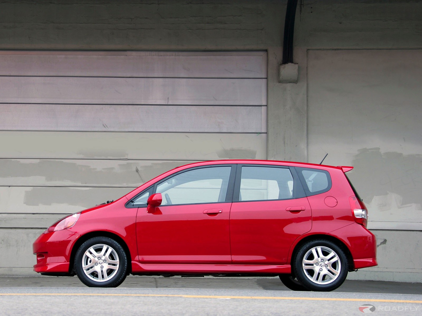 2008 Honda Fit on