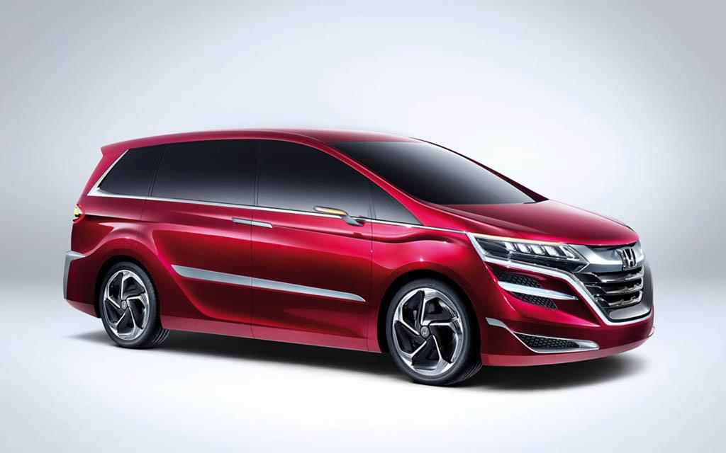 2016 Honda Odyssey Lx Photo 7