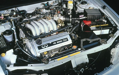 1999 infiniti i30 engine