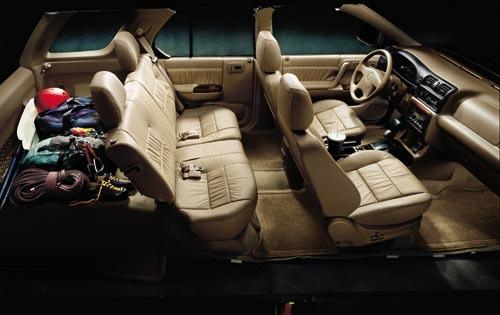 2002 Isuzu Rodeo Sport S V6 4WD Soft Top