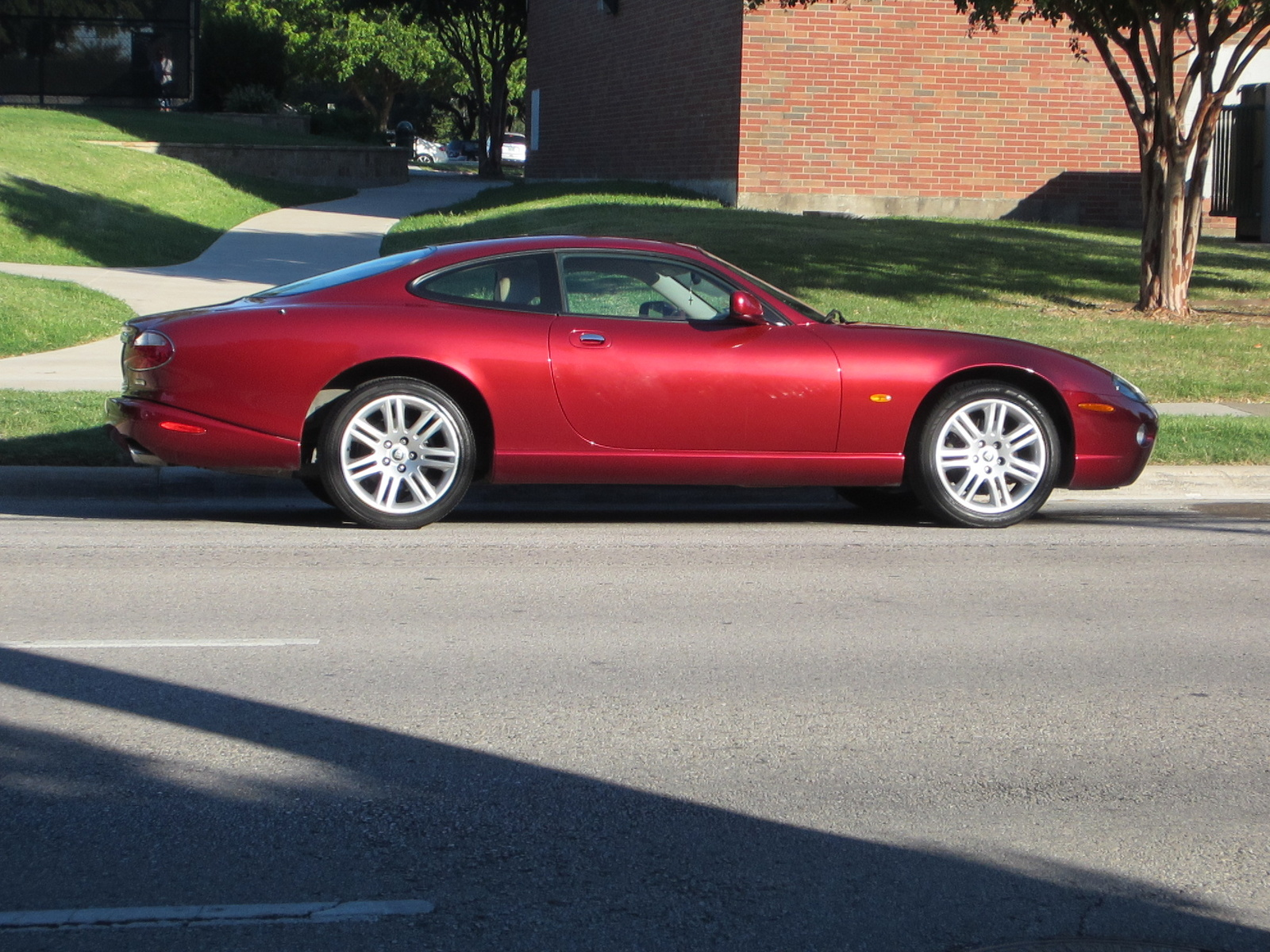 2006 Jaguar Xk-series Xkr Coupe Vin Lookup
