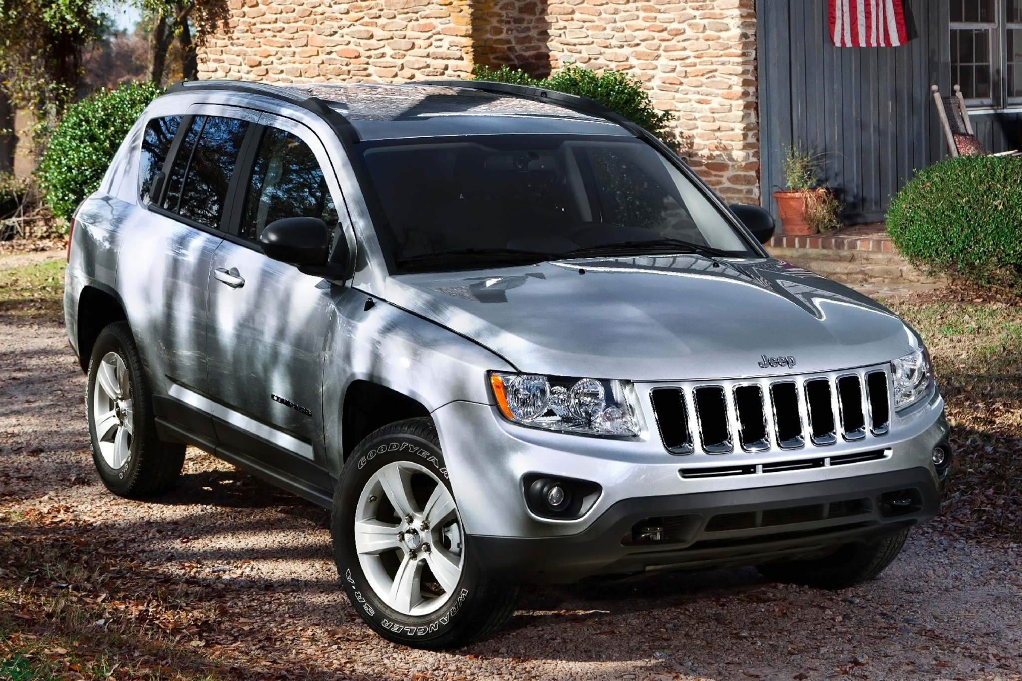 2015 Jeep Compass Sport FWD VIN Number Search