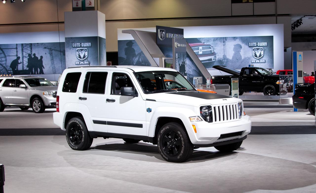 2017 Jeep Liberty Limited Jet 4wd Photo 5