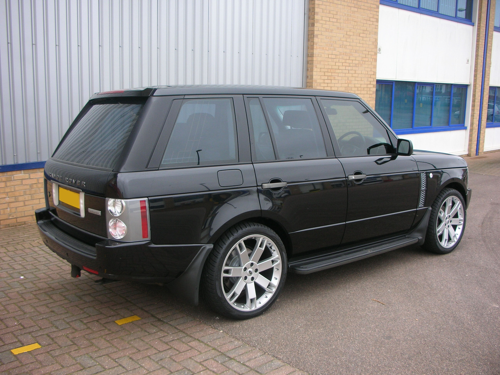 2004 Land Rover Range Rover Vin Number Search