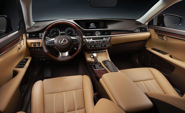 2016 Lexus Es 300h Photo 7