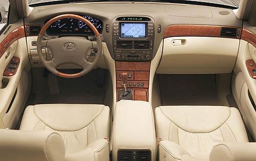 2006 Lexus Ls 430 Vin Check  Specs  U0026 Recalls