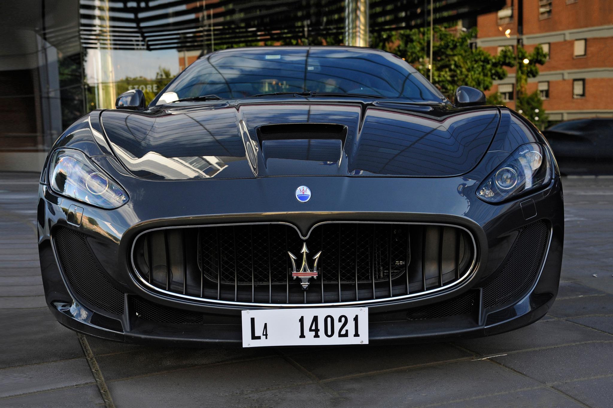 2017 Maserati GranTurismo VIN Number Search - AutoDetective
