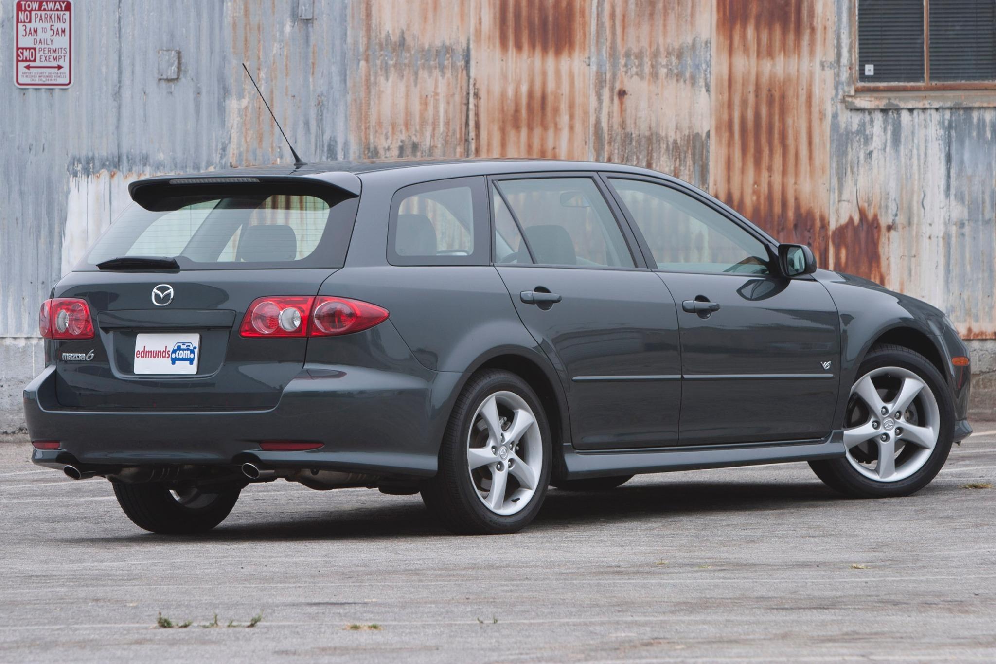2004 Mazda Mazda6 I Vin Check  Specs  U0026 Recalls