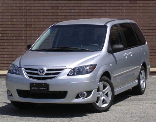2006 Mazda Mpv Lx Photo 1
