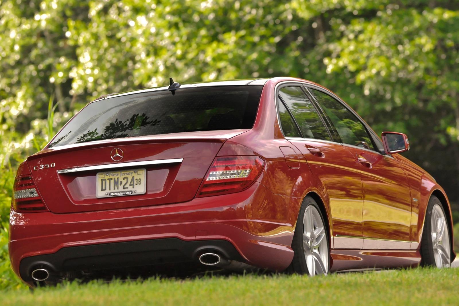 2012 Mercedes-Benz C-Class VIN Number Search - AutoDetective
