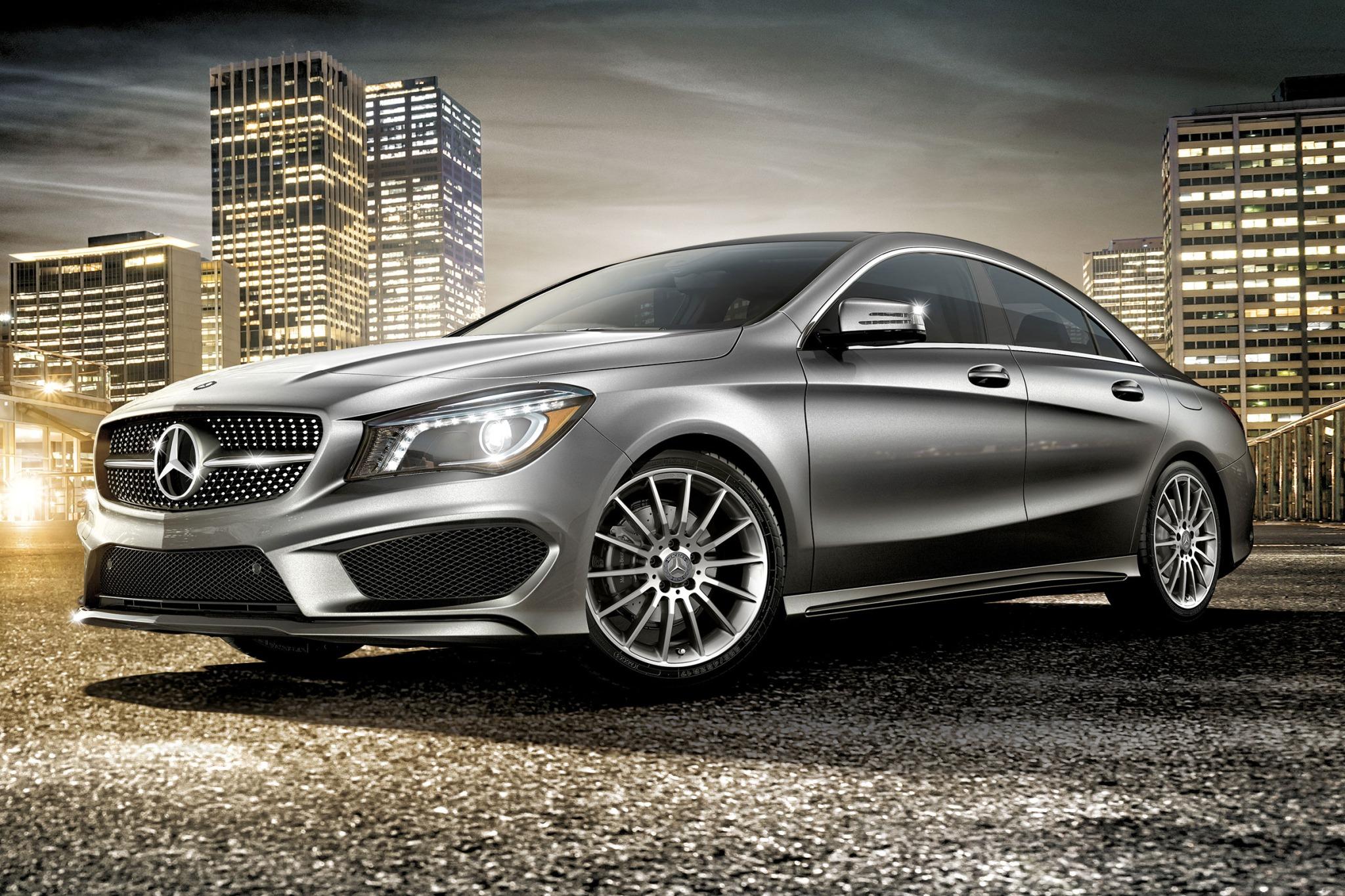 2016 Mercedes-Benz CLA-Class CLA250 VIN Lookup - AutoDetective