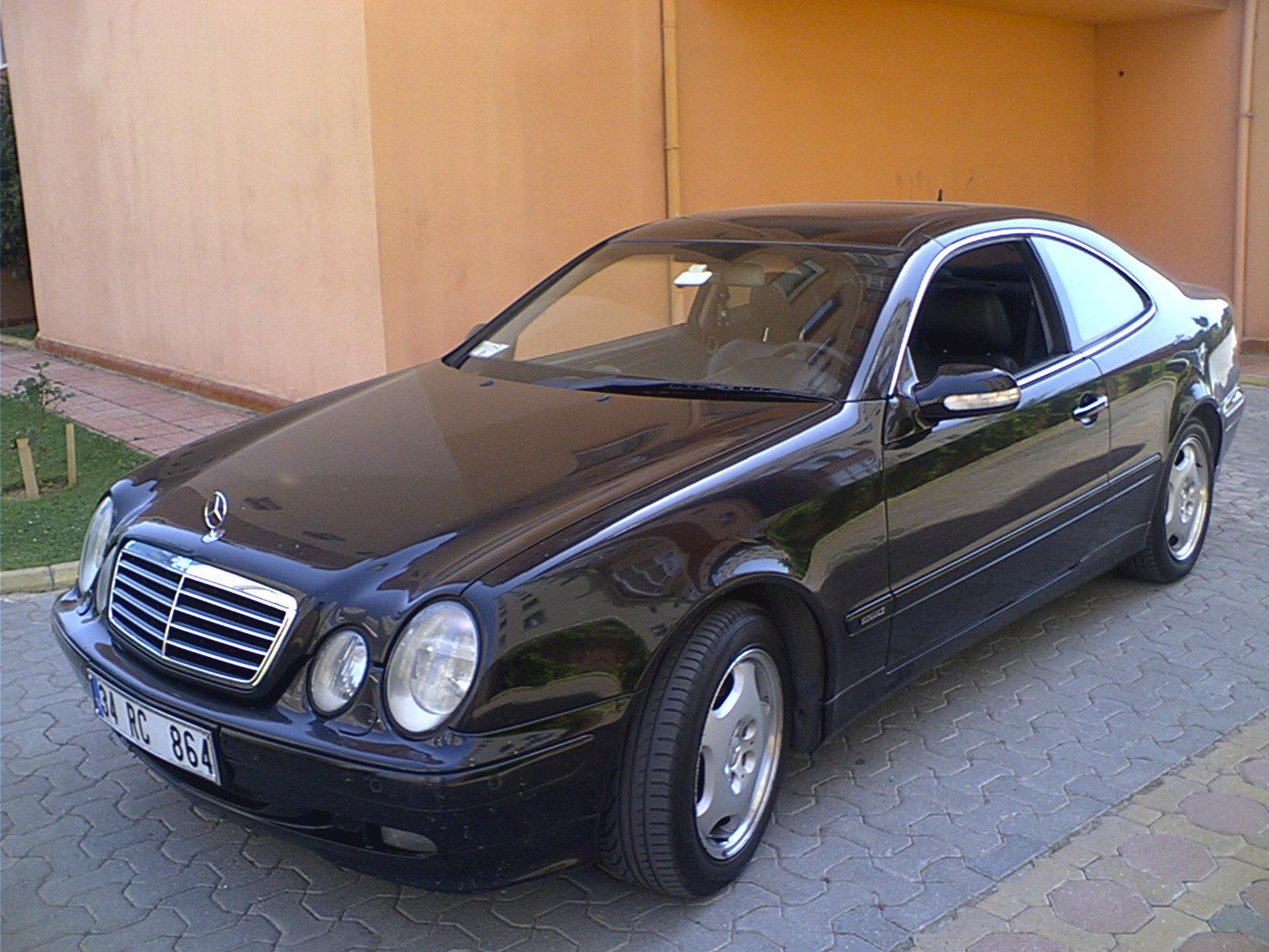 2000 Mercedes-Benz CLK-Class VIN Number Search - AutoDetective