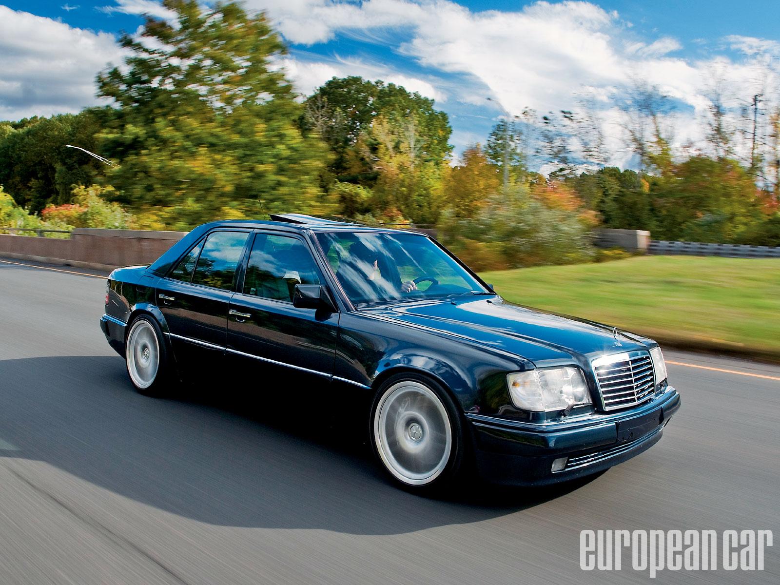 1994 Mercedes-Benz E-Class E320