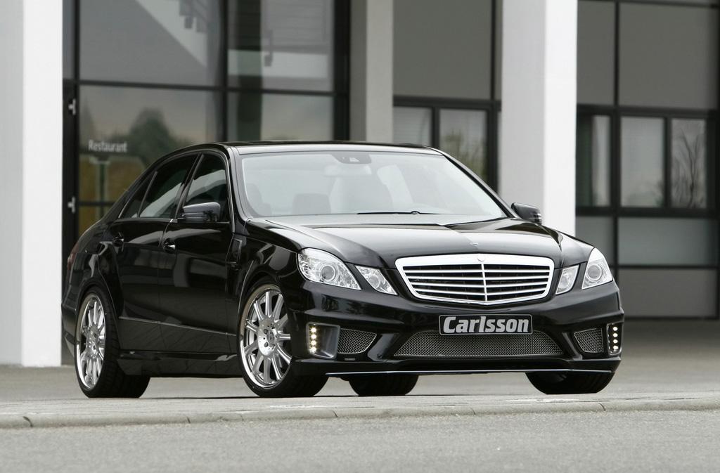 2009 Mercedes-Benz E-Class E320 BlueTEC Sedan