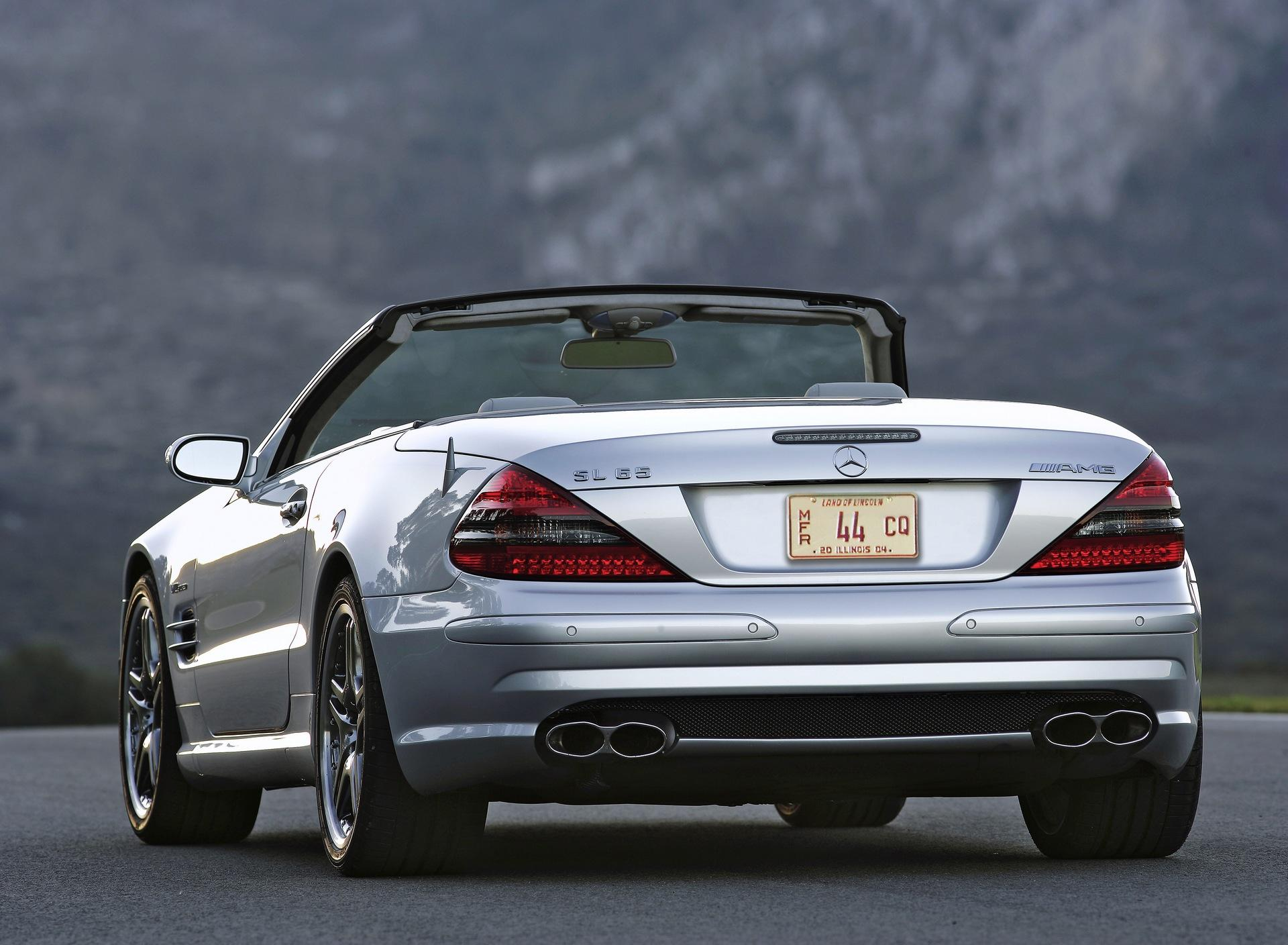 2008 Mercedes-Benz SL-Class Specs, Prices, VINs & Recalls ...
