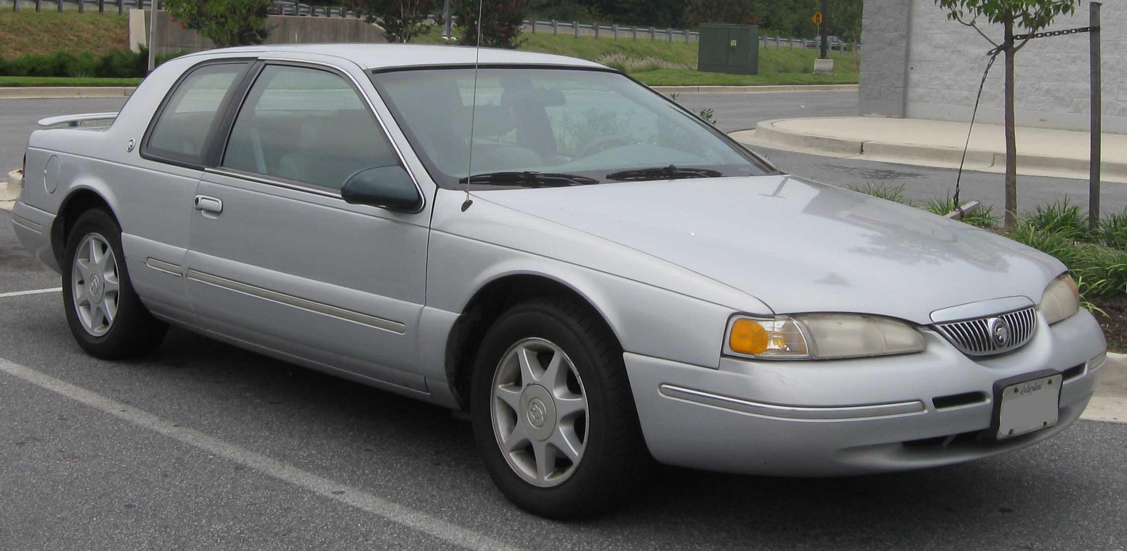1994 mercury cougar vin check specs recalls autodetective 1994 mercury cougar vin check specs