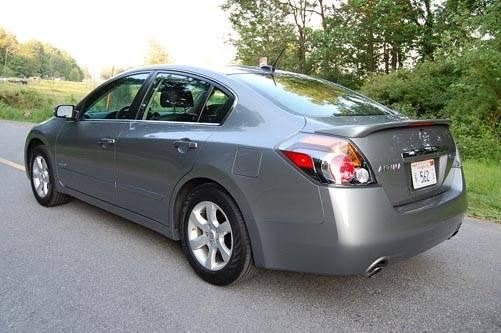 2007 Nissan Altima Hybrid Photo 4
