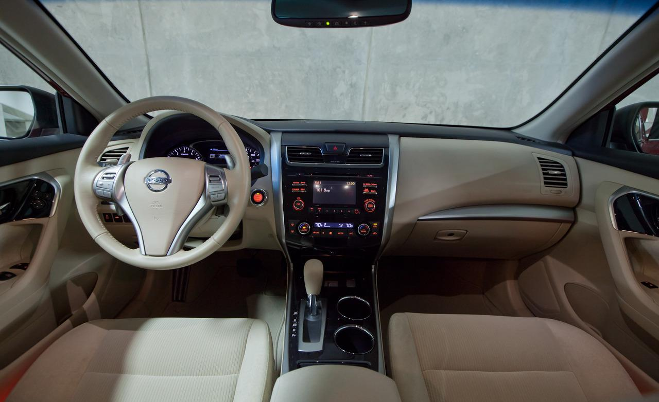 2013 Nissan Altima 2 5 S