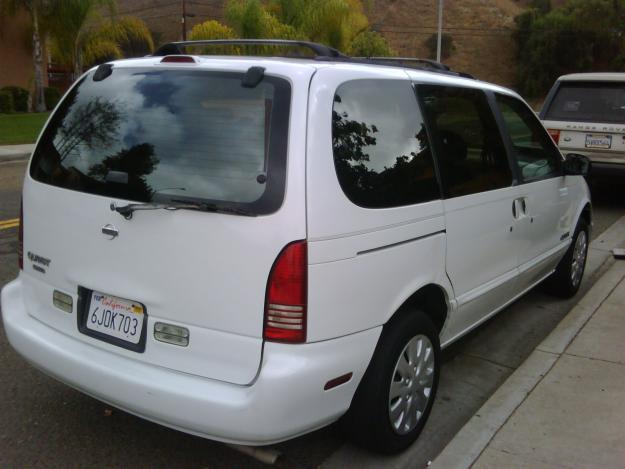 nissan quest vehicle 1997